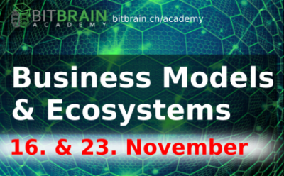 4. Modul – Blockchain Business Models & Ecosystems (inkl. Design Thinking) (2 Tage)