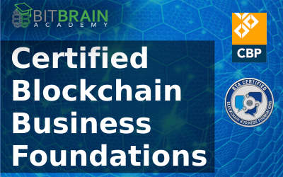 Certified Blockchain Business Foundations (CBBF) – Lehrgang (10 Tage)