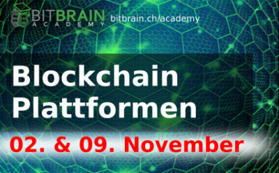 3. Modul – Blockchain Plattform Business (2 Tage)