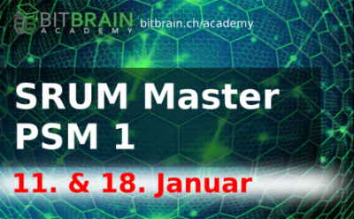 6. Modul – Professional SCRUM Master, PSM1 (2 Tage)