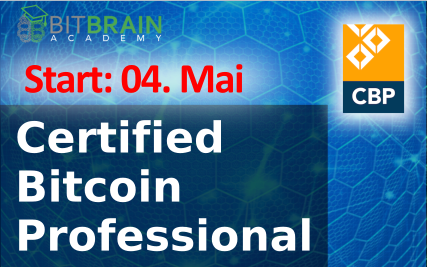 Certified Bitcoin Professional (CBP) – Lehrgang (5 Tage)